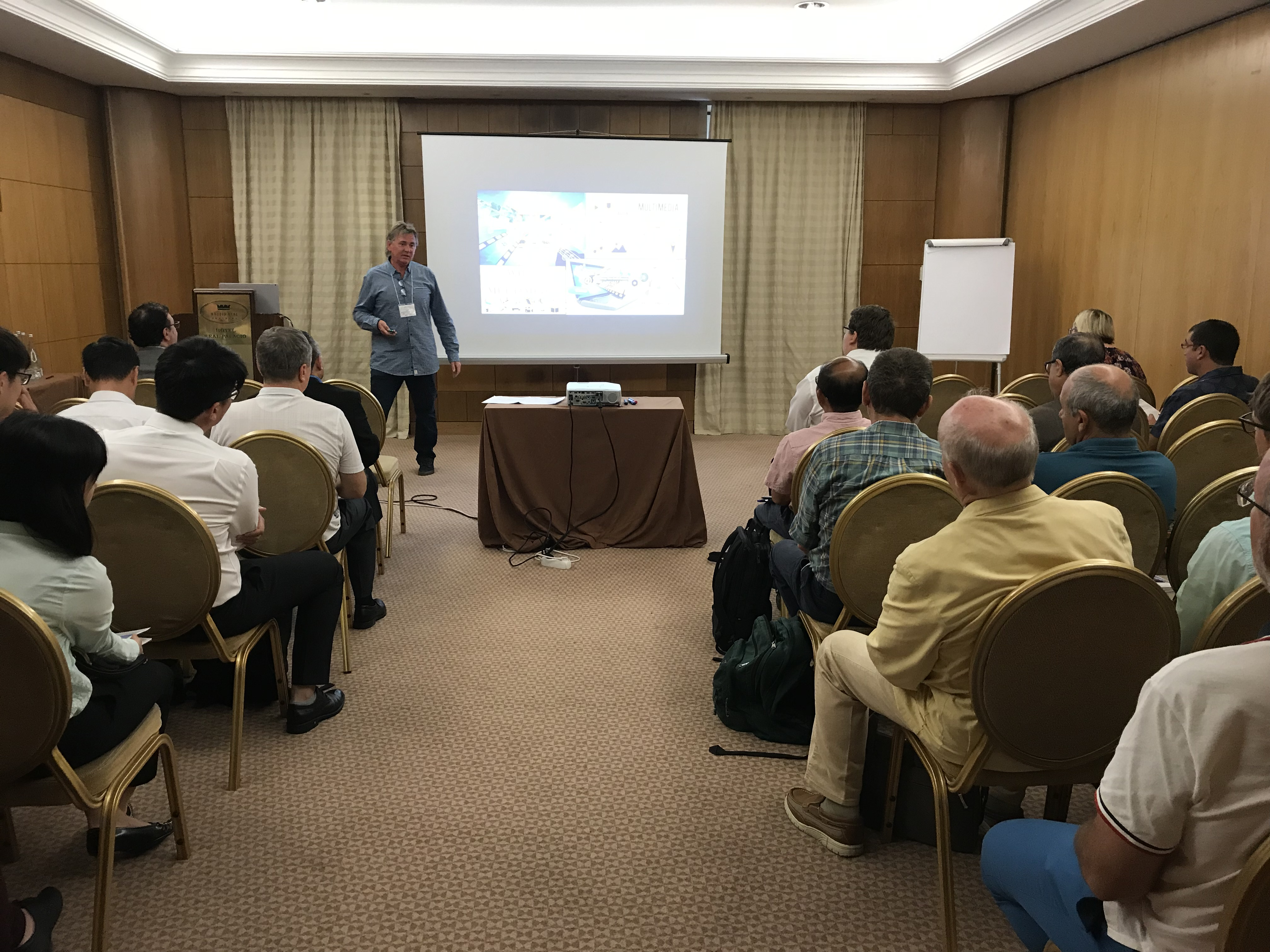 5th World Congress on Mechanical, Chemical, and Material Engineering (MCM'19) - August 21 - 23, 2019 | Lisbon, Portugal- Event Photos